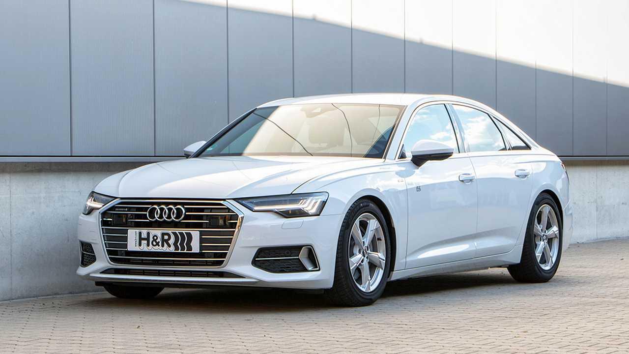 H&R Audi A6 Limousine