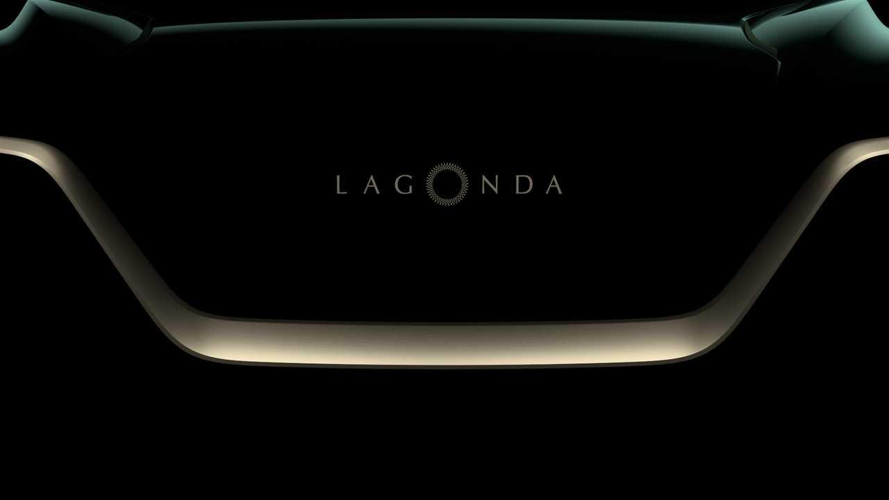 Lagonda All Terrain-Konzept 2018