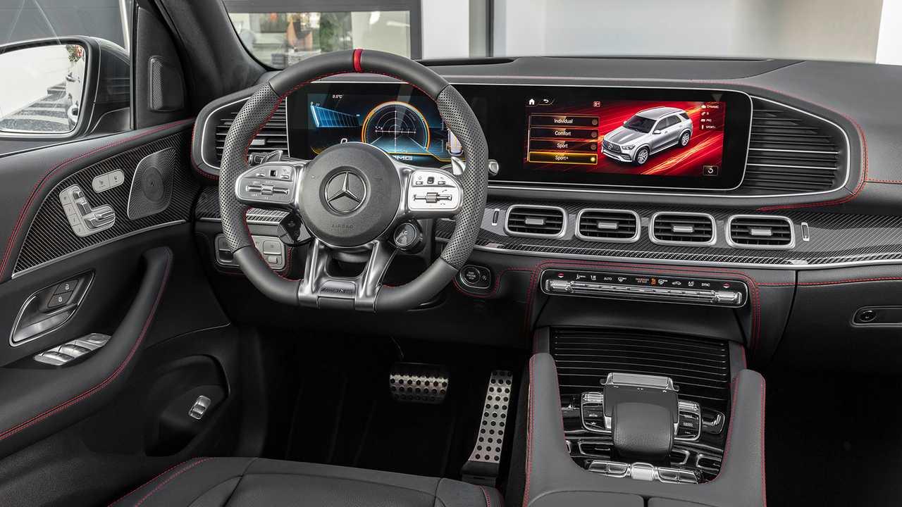 2019 Mercedes-AMG GLE 53 4MATIC