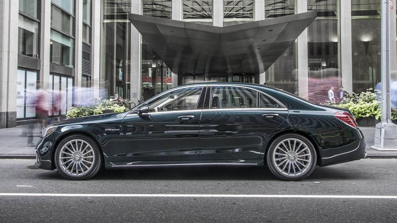 Mercedes-AMG S 65 2018