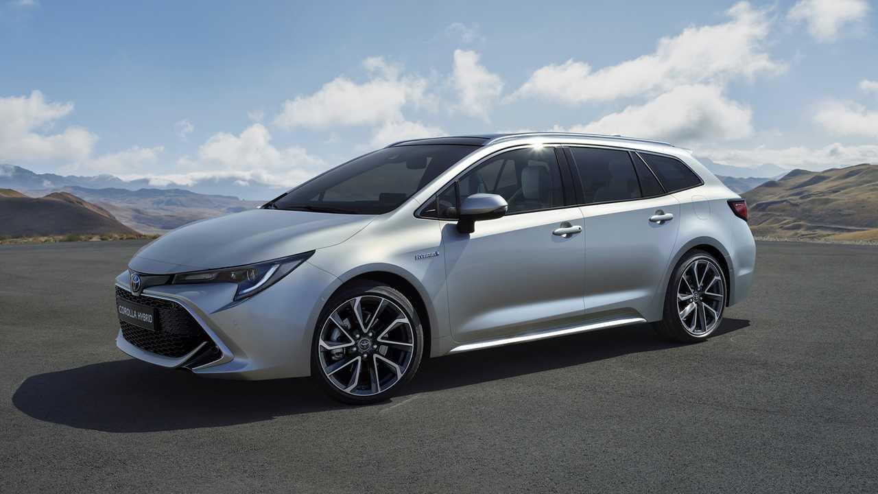 Neuer Toyota Corolla Touring Sports Hybrid