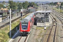 S-Bahn in Dresden