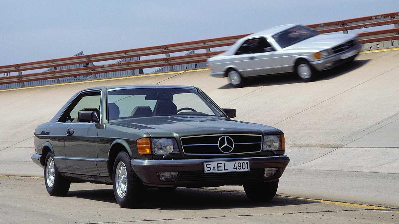 Mercedes C 126