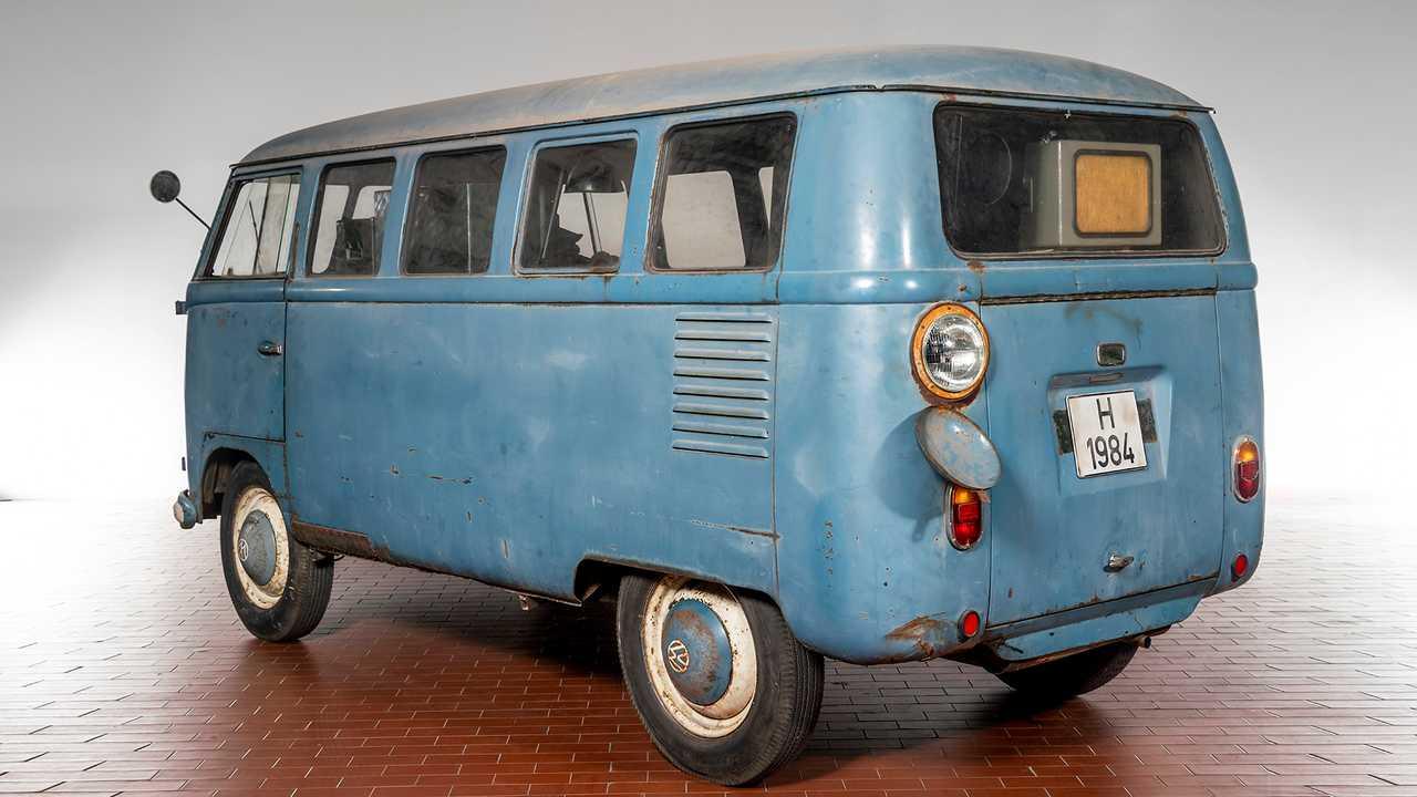 Volkswagen Bulli T1 Radarblitzer