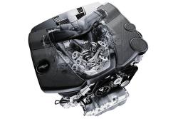 Daimler V6-Diesel OM642