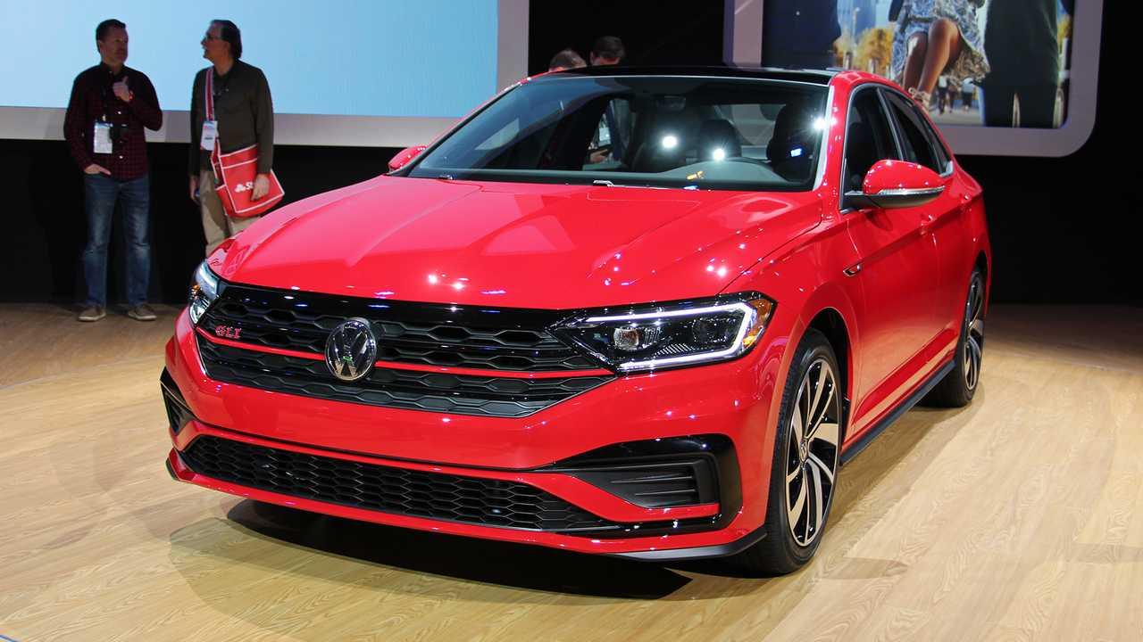 2019 Volkswagen Jetta GLI Live