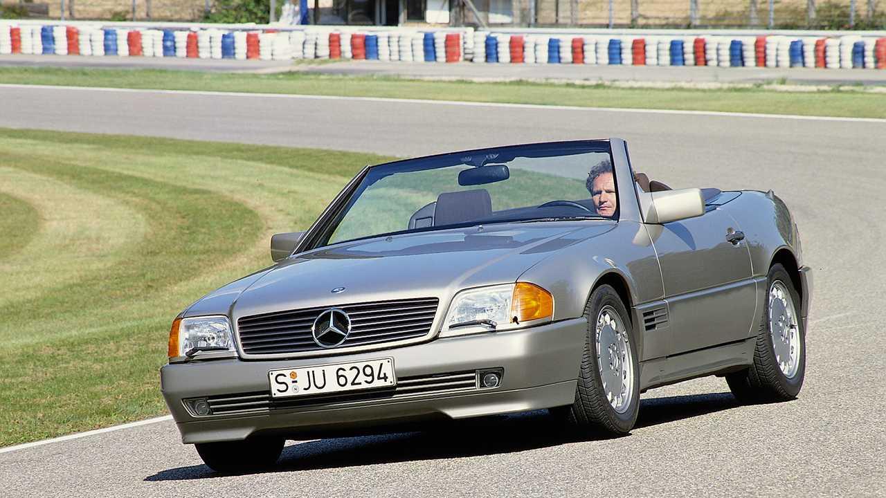 Mercedes-Benz SL der Baureihe R 129