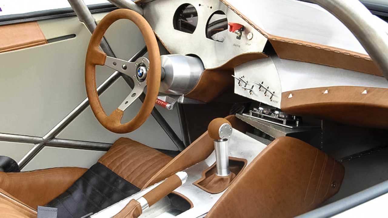 2006 BMW Mille Miglia Concept Coupé