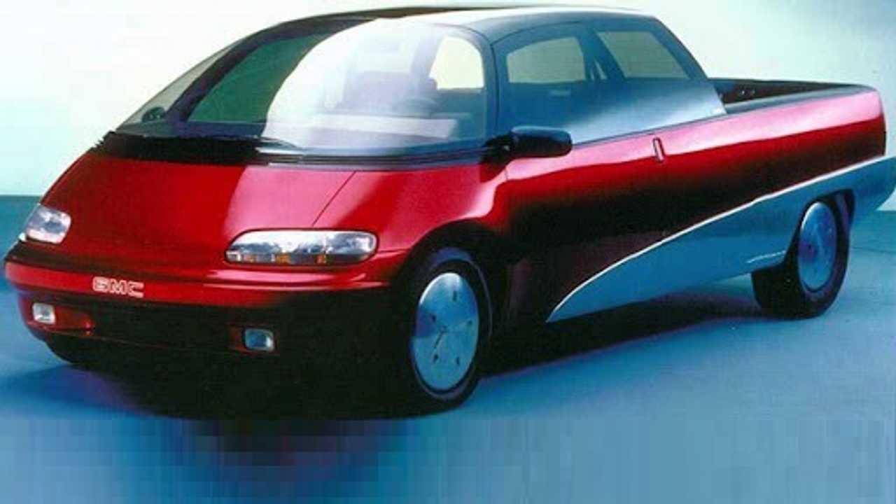 GMC Centaur-Konzept von 1988