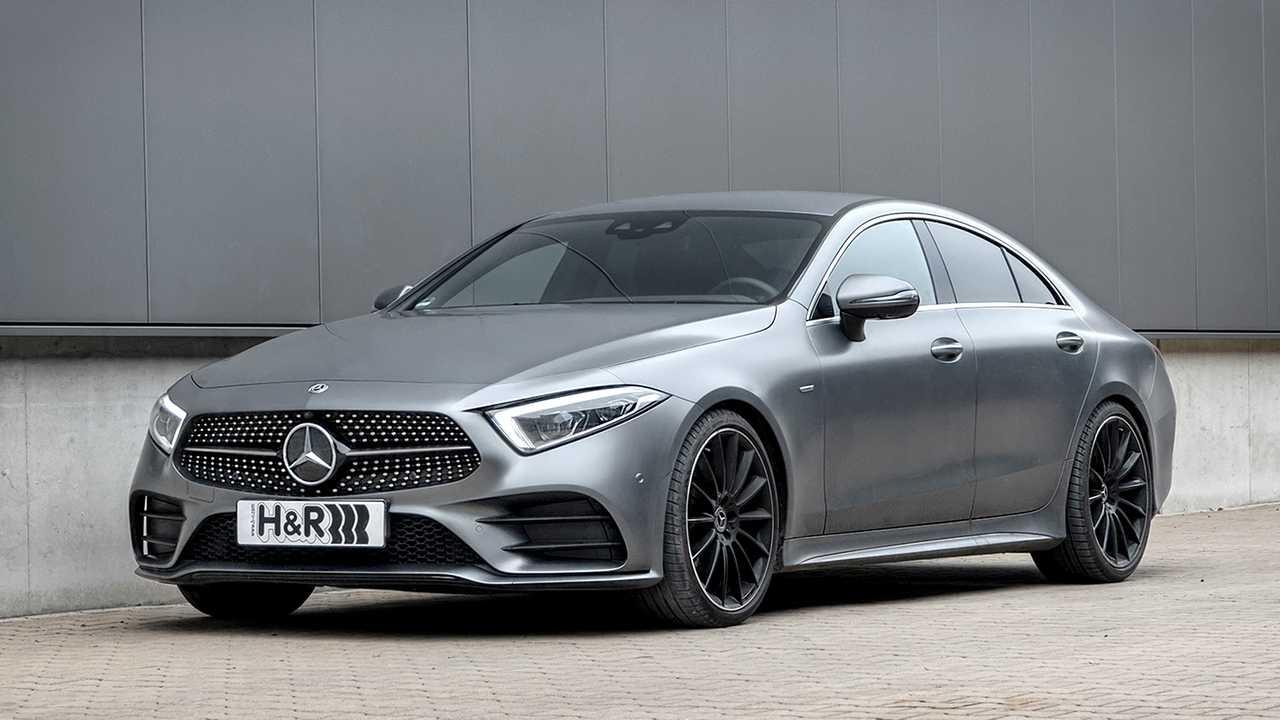 H&R Mercedes CLS
