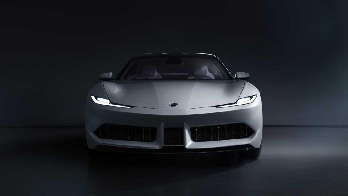 Карма GT Pininfarina: Шикарный электро-купе