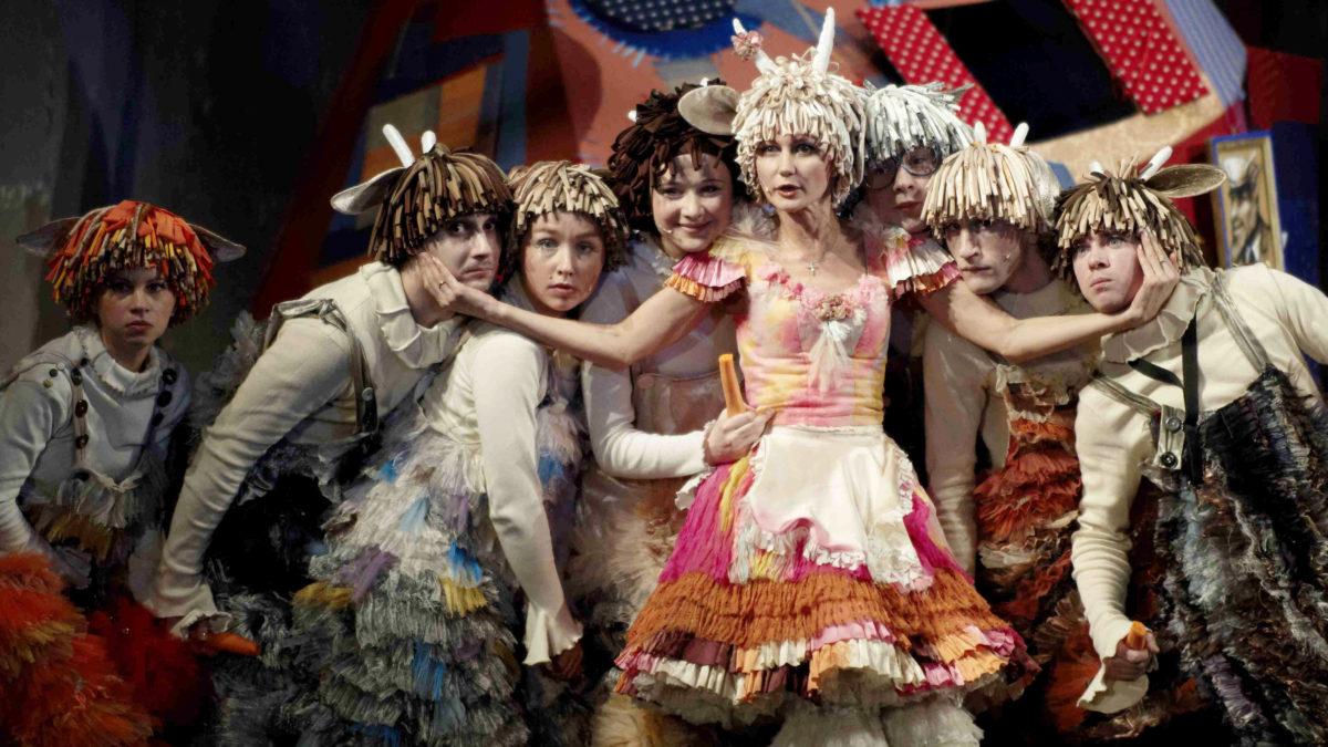 Открытие масштабного культурно-социального проекта «Театр-дети»