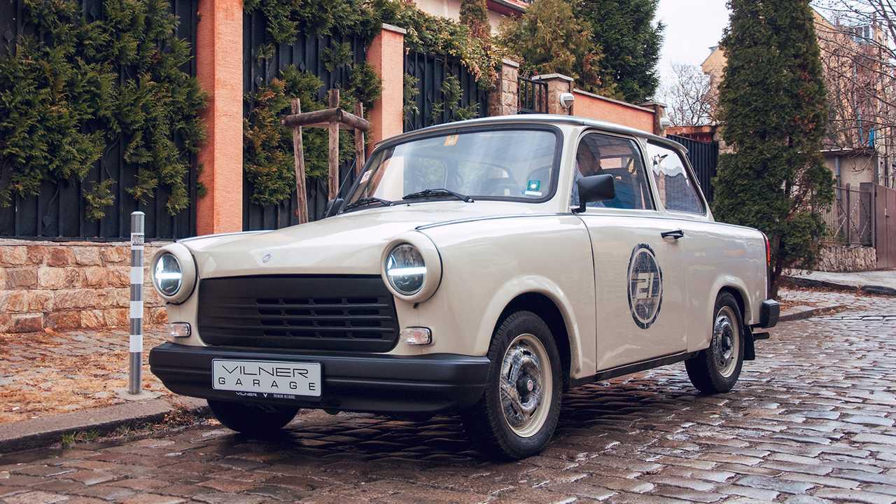 Trabant 1.1 by Vilner Garage