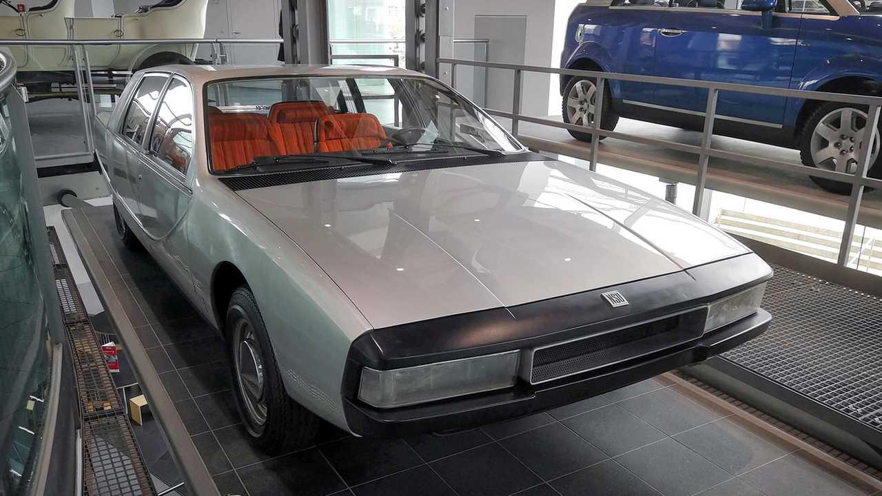 1971 NSU Ro 80 Pininfarina