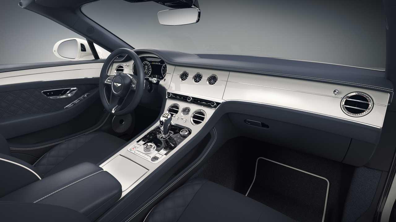 Continental GT cabrio Bavarian Edition von Mulliner