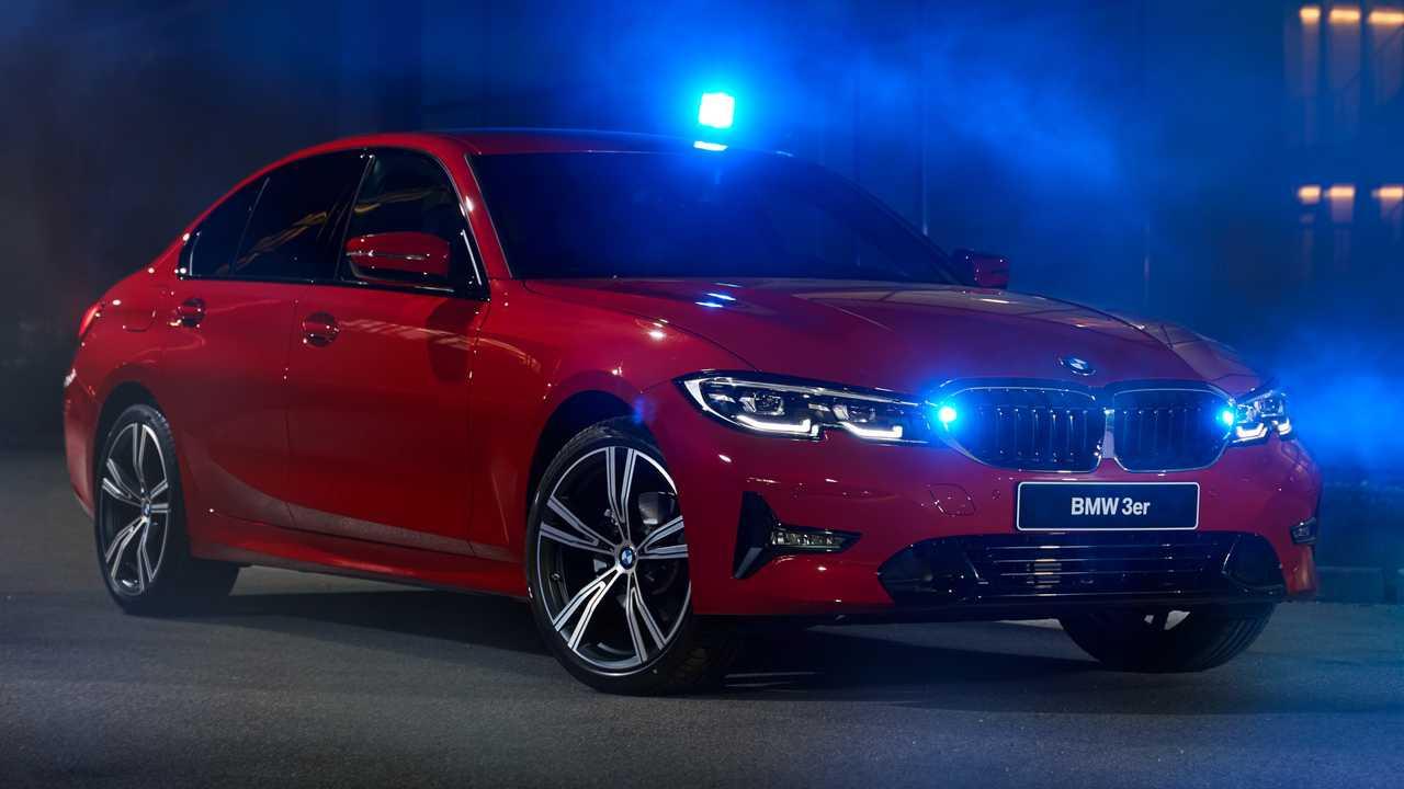 BMW 3er in verdeckter Ausführung