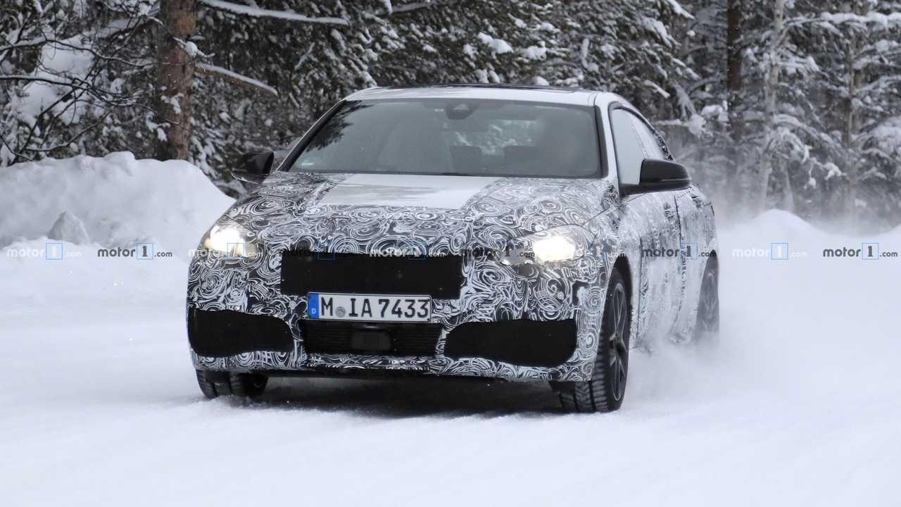 BMW 2er Gran Coupe Erlkönig