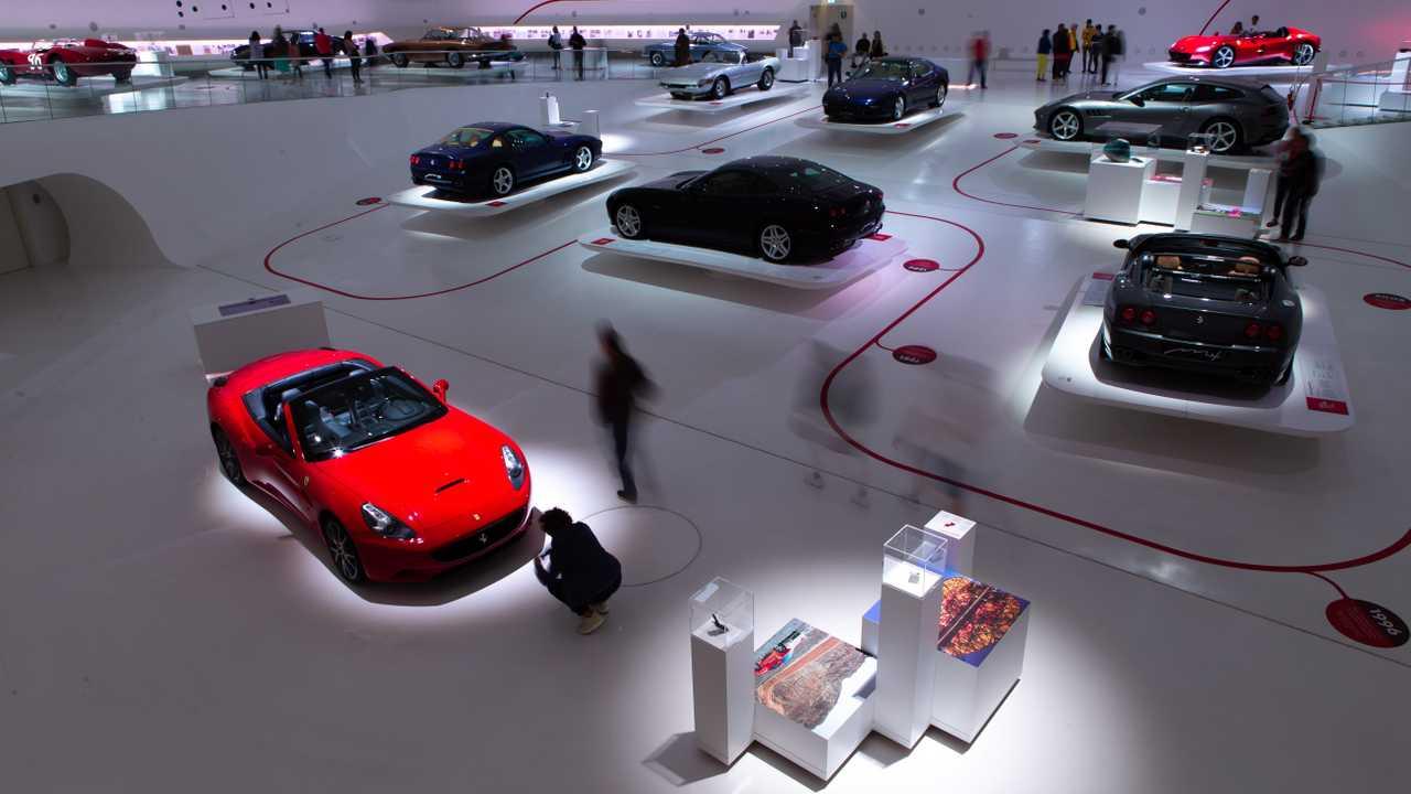 Enzo Ferrari Museum - Modena