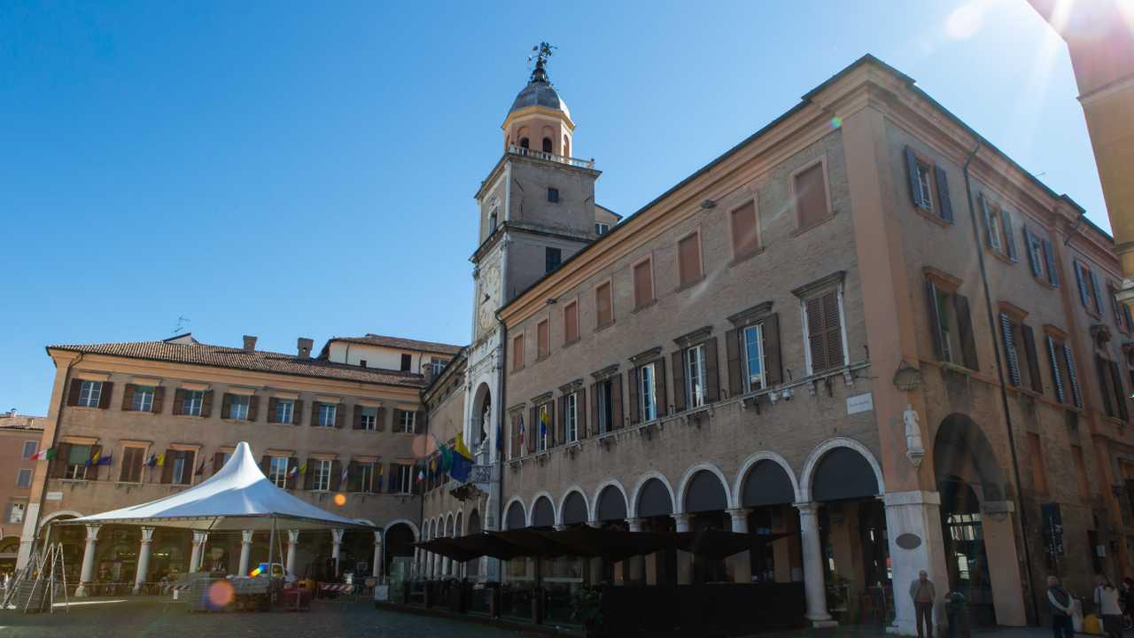 Stadt von Modena