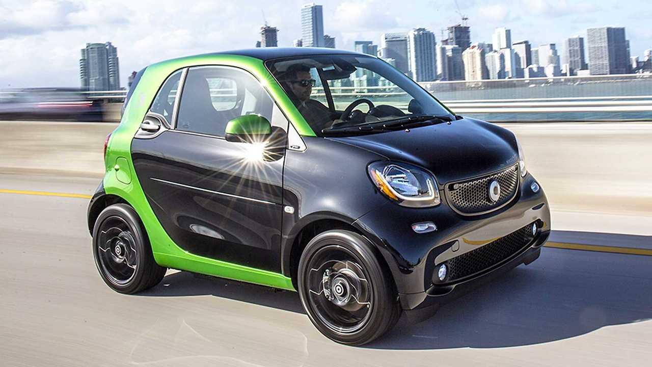 Diese Elektroautos gibt es zu kaufen