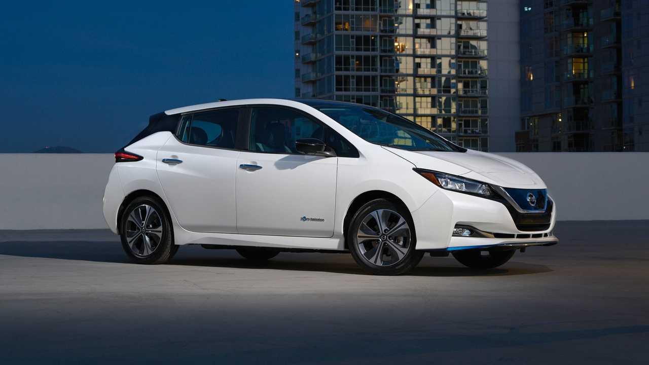 Nissan Leaf und +