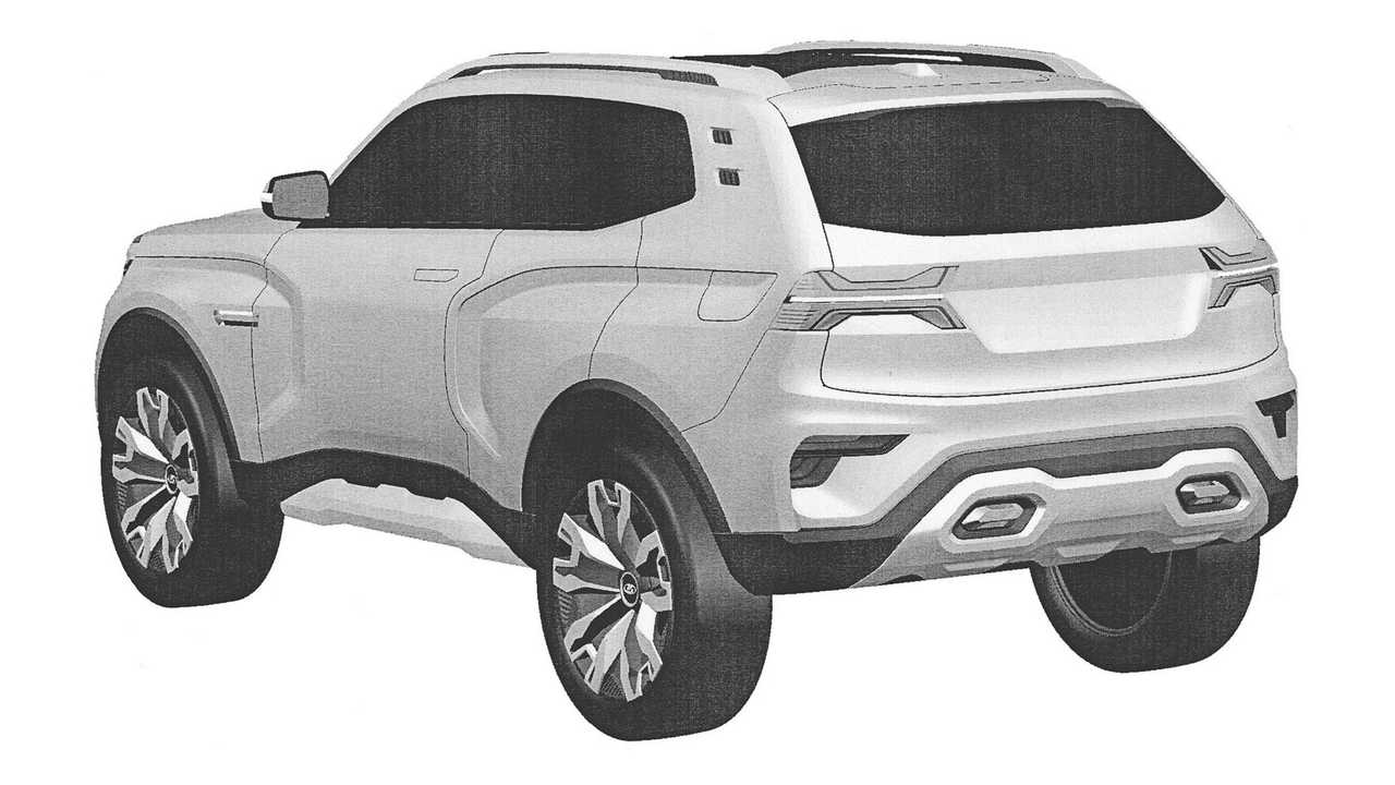 New Lada 4x4 Patent Images 2