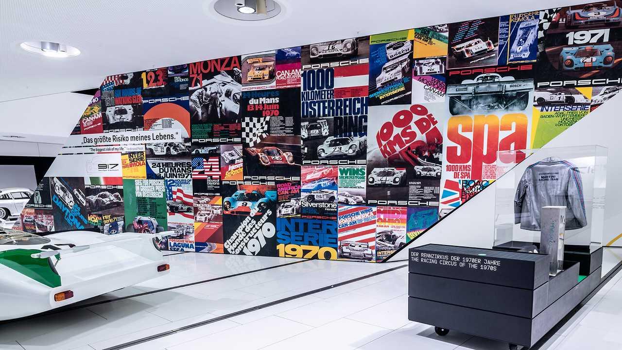 50 Jahre Porsche 917 – Colours of Speed