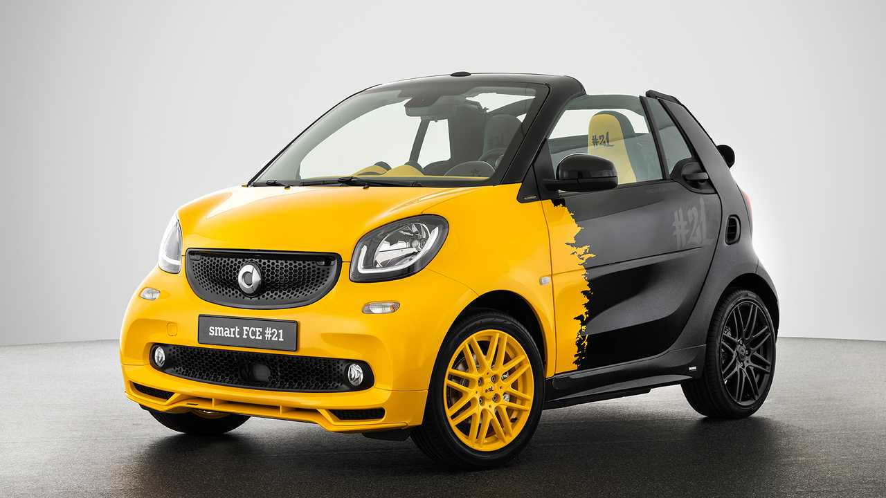 smart fortwo Final Collector's Edition by Konstantin Grcic