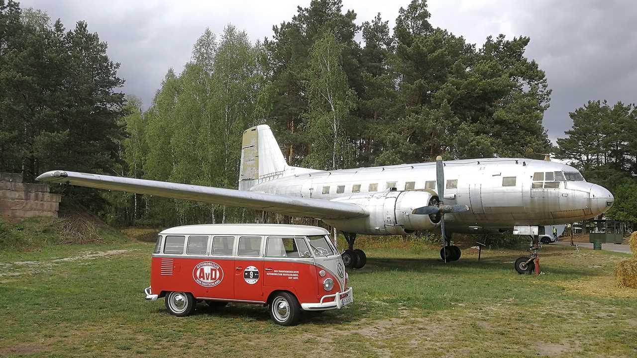 VW Bulli T1 1962 Rund um Berlin Classic 2019