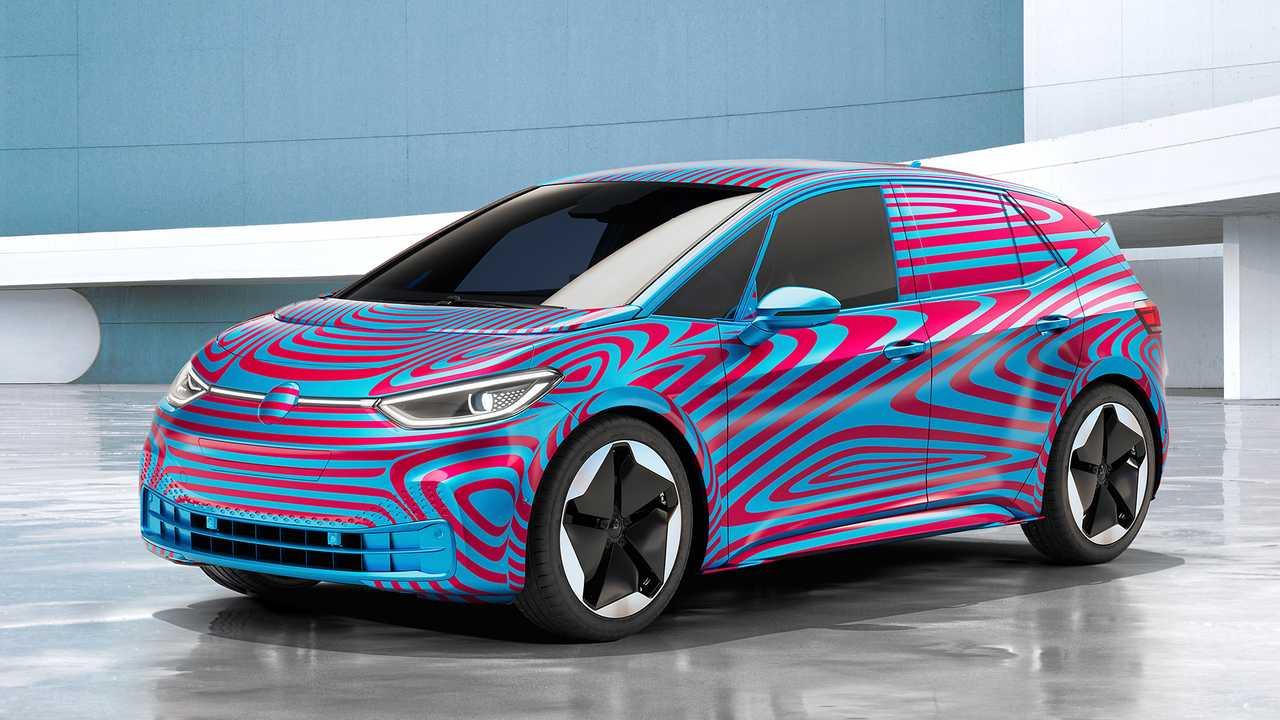 2019 Volkswagen ID.3