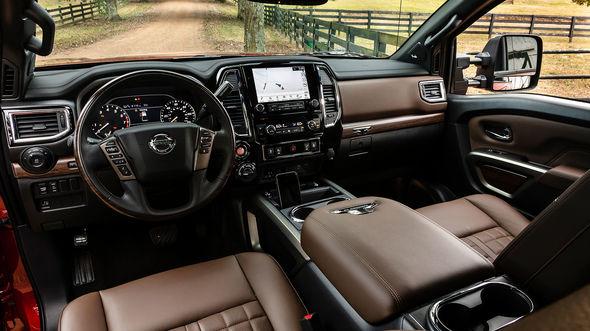 10/2019, 2020 Nissan Titan XD