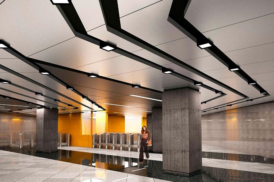 Собянин: станцию метро «Зюзино» на БКЛ откроют в 2021 году