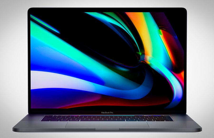 MacBook Pro с 16-дюймовым дисплеем