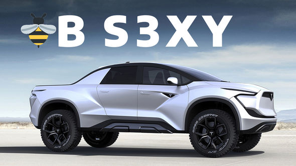 Tesla Pickup Model B 2020