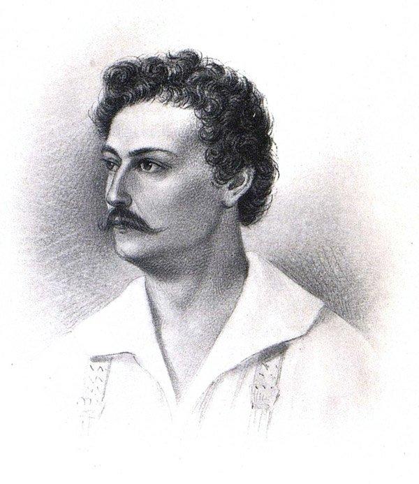 Портрет Сергея Ивановича Кривцова