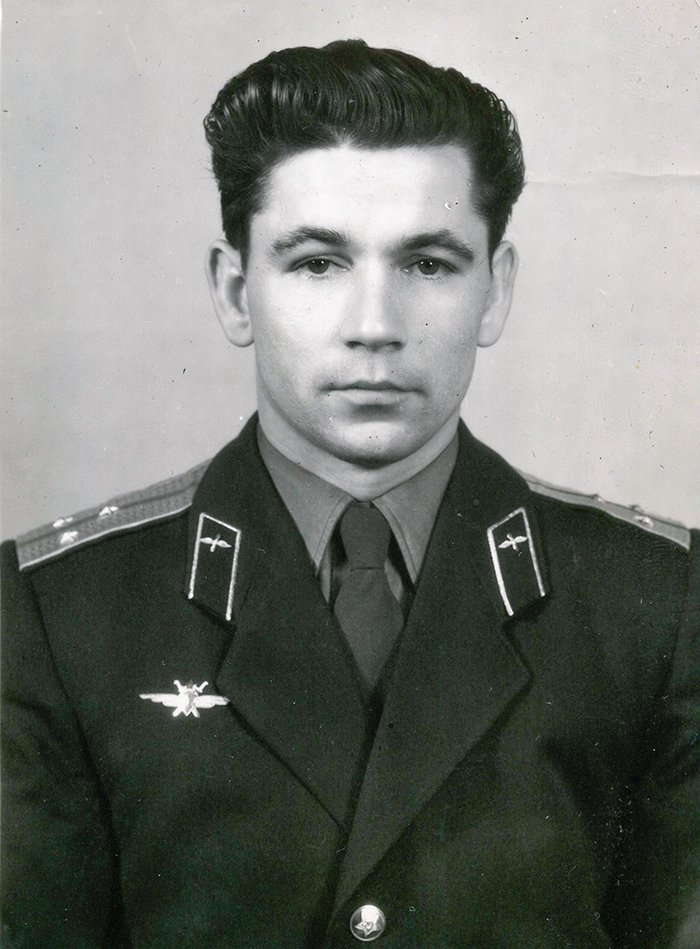 Григорий Нелюбов. Фото: Музей космонавтики