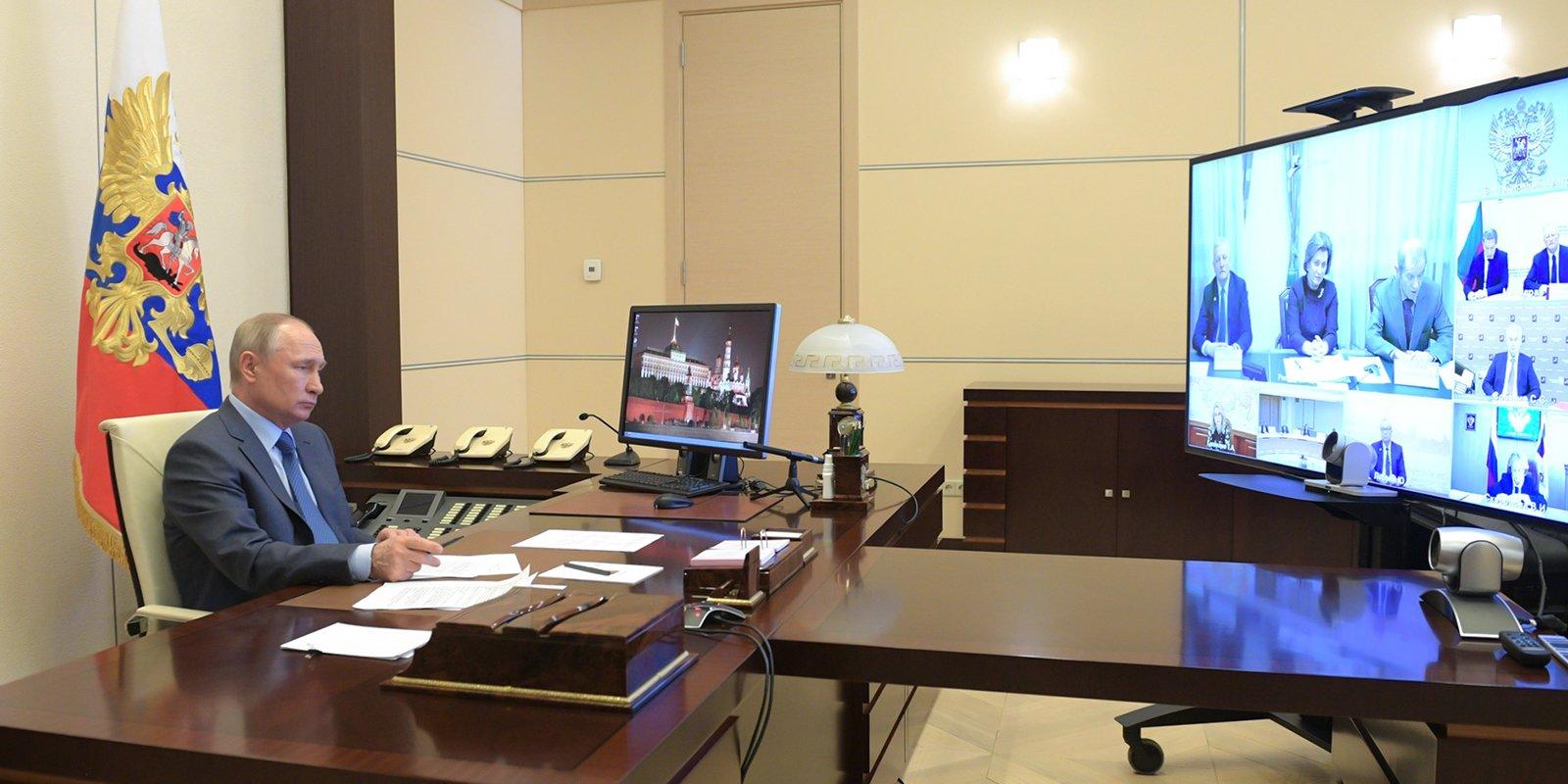 Фото: Пресс-служба Президента Российской Федерации