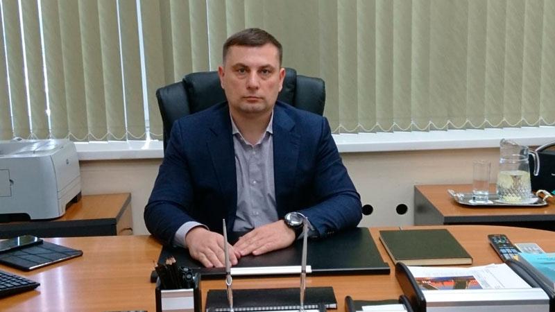 Генеральный директор АО «Трансэнерком» Олег Шевцов