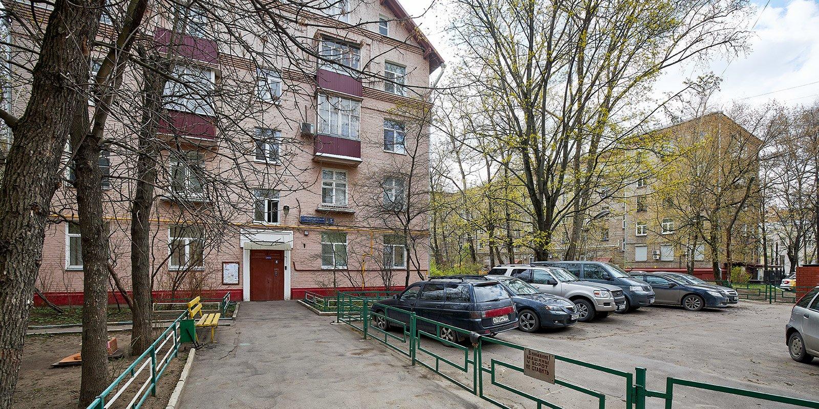 Эльдорадовский переулок . Фото: mos.ru. Максим Денисов