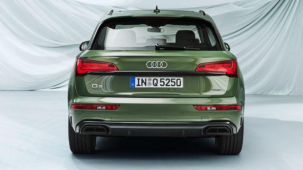 SPERRFRIST Audi Q5 2020 Facelift