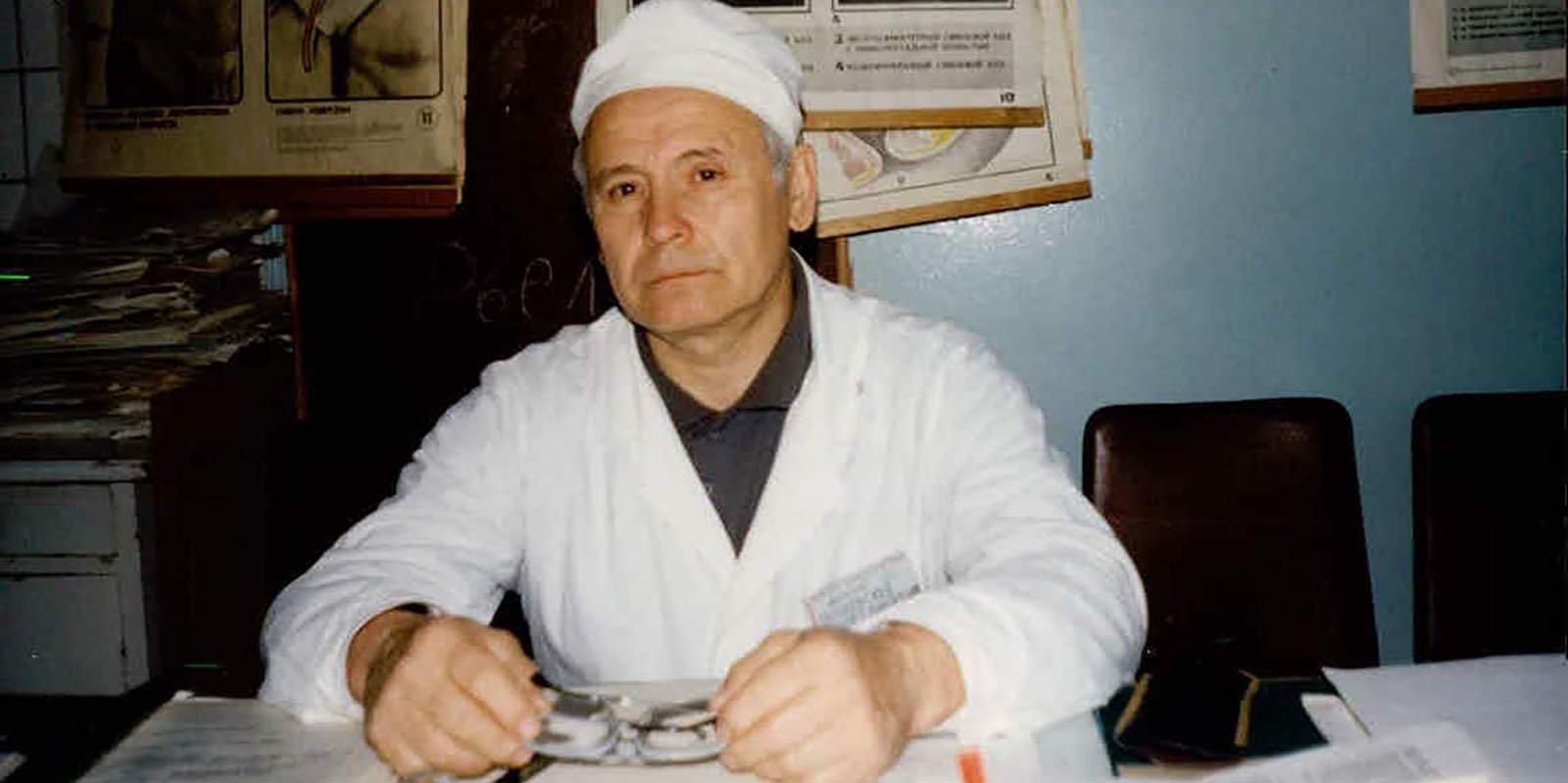 Роберт Лычковский. Фото: архив семьи Лычковских