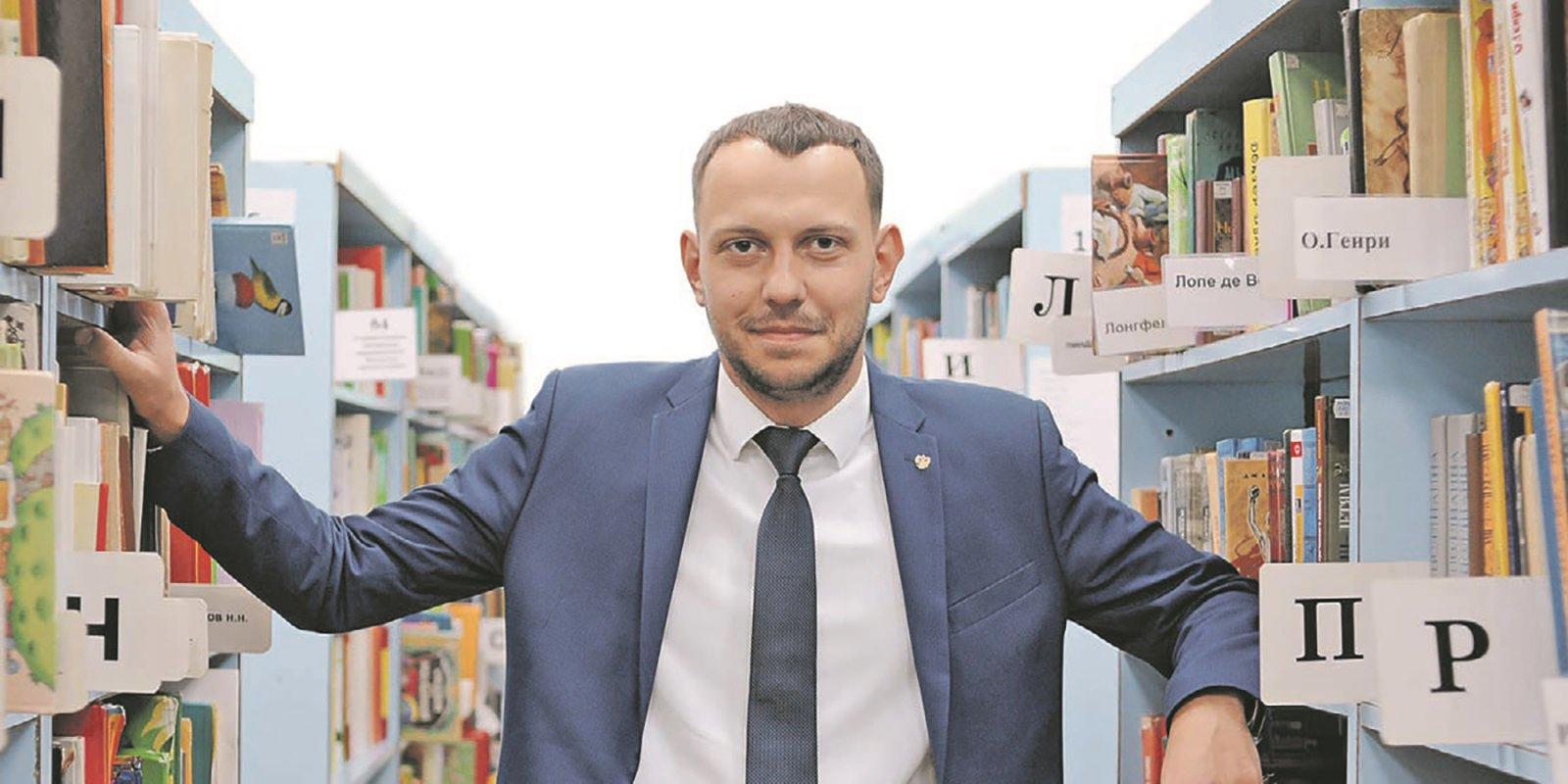 Антон Бредихин