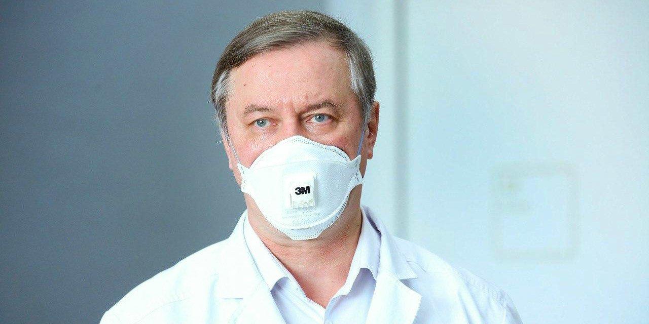 Сергей Переходов, главный врач городской клинической больницы имени В.П. Демихова