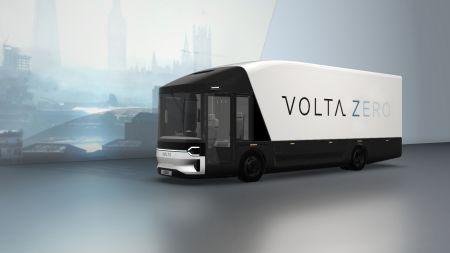 Электрическая Тележка: Volta Trucks хочет плодотворную большой в мире производитель будет