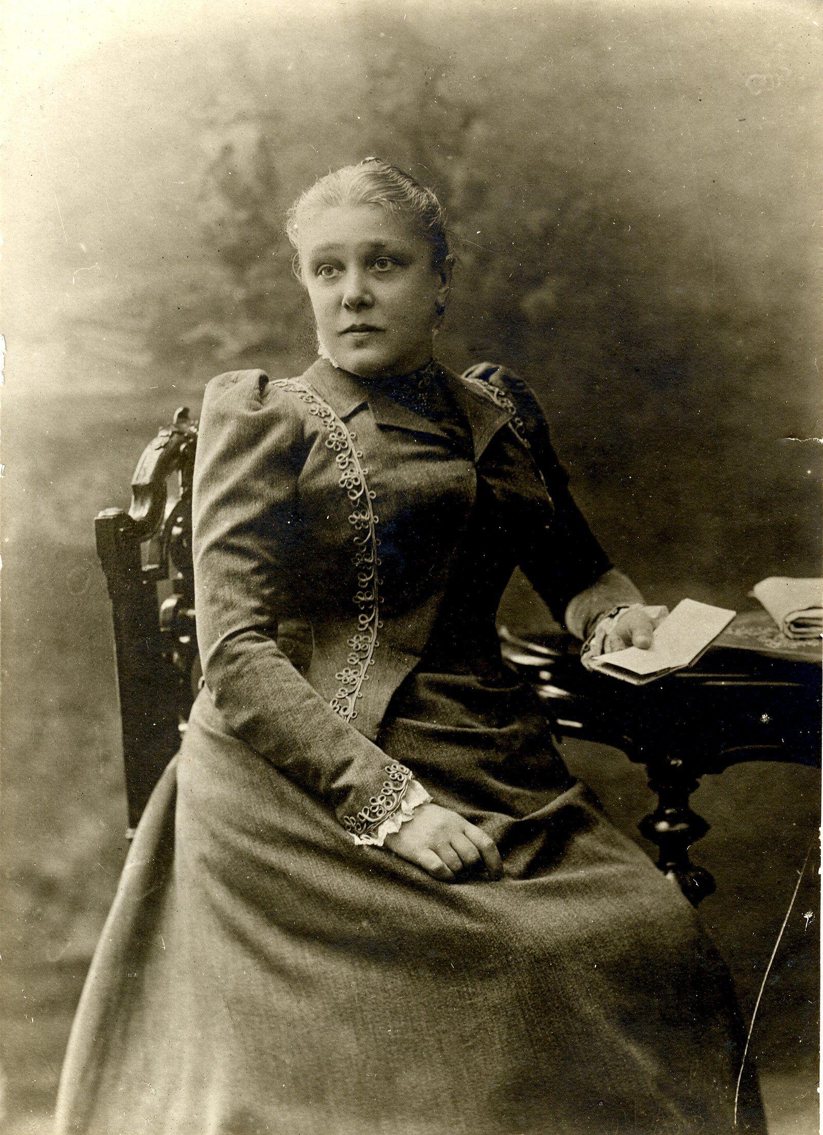 Мария Ивановна Забелина. Фото: музей-заповедник «Царицыно»