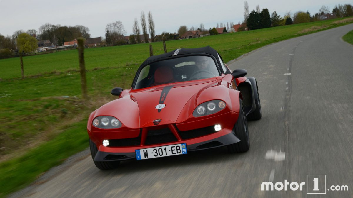 Secma F16 Turbo (2020): 657 килограмм получает малолитражку 225 л. с. турбо