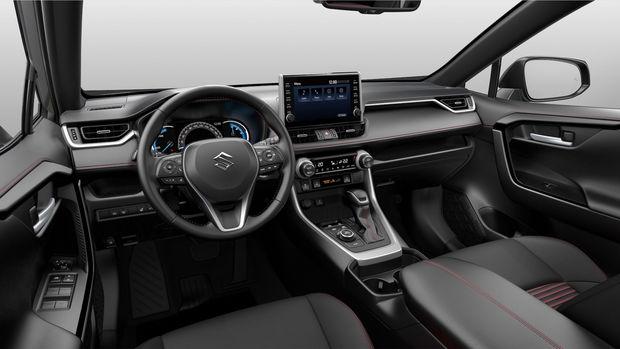 Suzuki Across Plug-in-Hybrid SUV