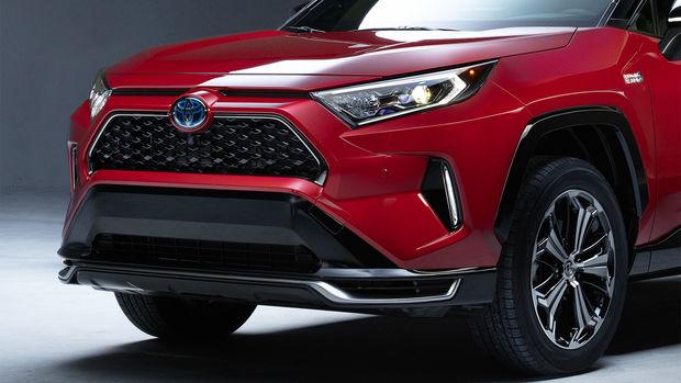 10/2019, Toyota RAV4 Plugin-Hybrid
