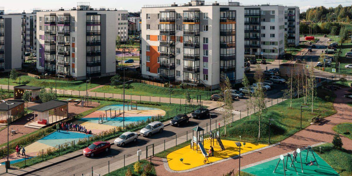 Bonava вновь признана лучшей организацией Ленинградской области