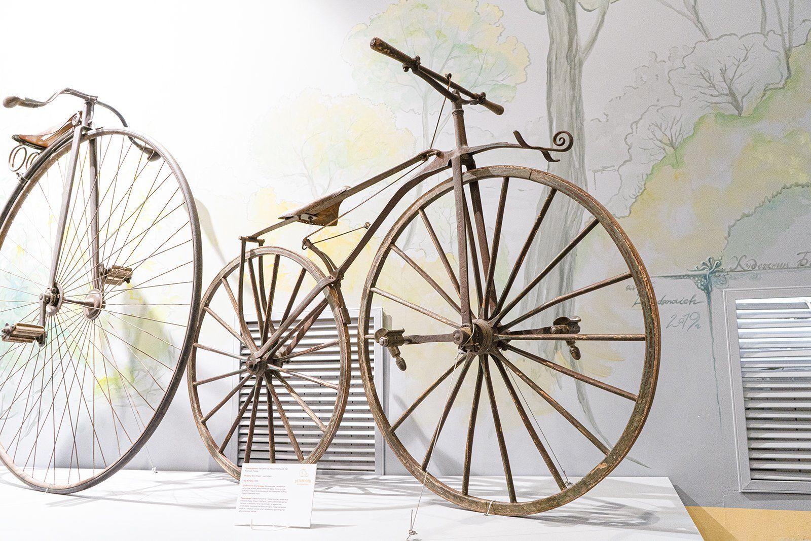 Велосипед-«костотряс»